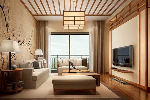 江蘇蘇州某客戶禪意中式家裝案例 感受一種禪意和清新