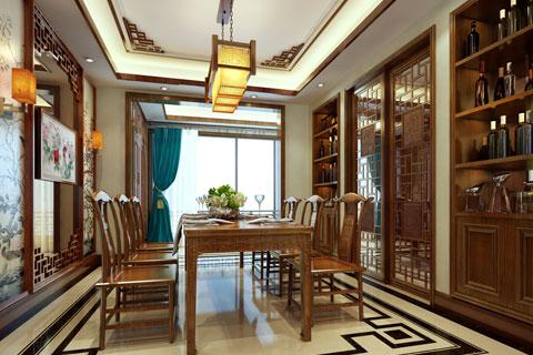 新中式風格設計特點 現代家居實現古韻之態
