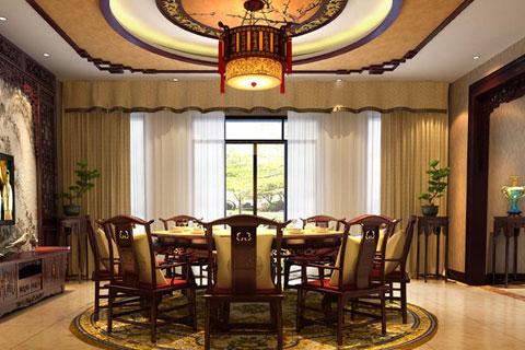 中式別墅裝修有怎么樣的設計理念 別墅中式裝修的設計原則