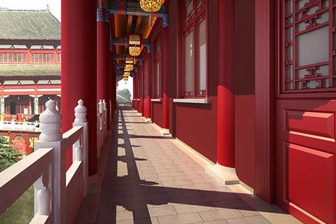 泊蓮禪寺古典中式裝修 美而不爭艷 貴而不居上