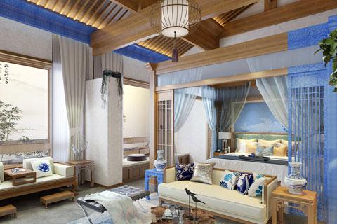 北京某四合院民宿改造項目設計 不一樣的民宿情調