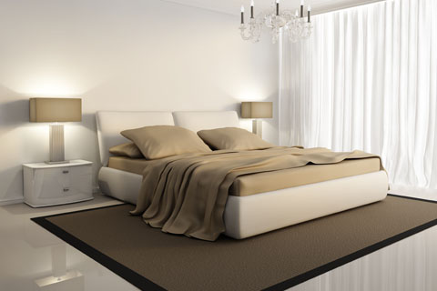 臥室中式裝修效果圖